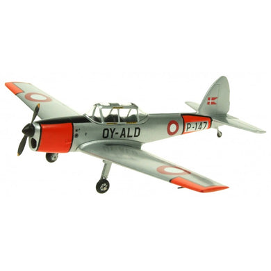 DHC1 Chipmunk 1/72 Danish Air Force OY-ALD/P-147