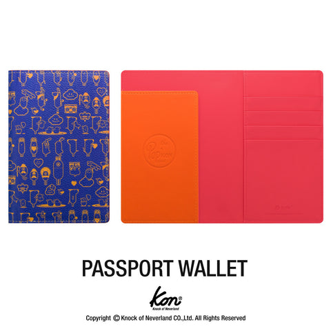 KON Passport Wallet