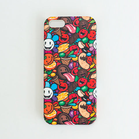 Art Cover Case for iPhone 5/5s/SE - Popkon Petit