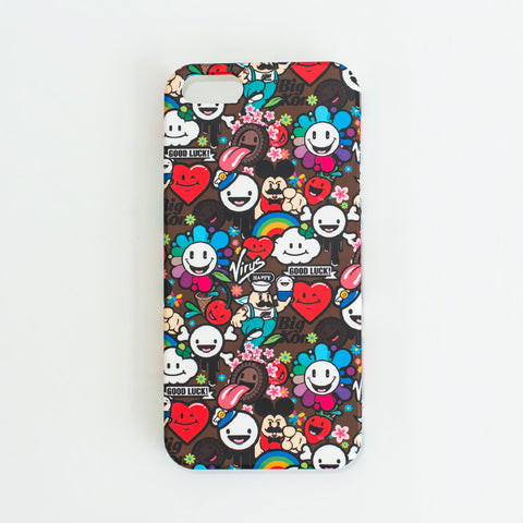 Art Cover Case for iPhone 5/5s/SE - Bigkon Petit