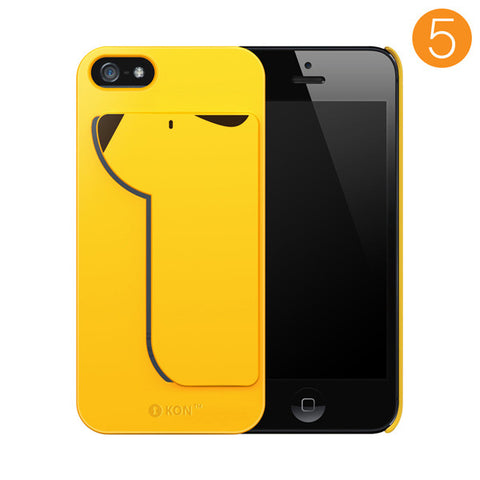 iPUP 5 yellow for iphone 5 / 5S / SE