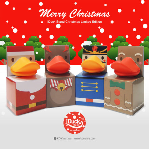 Limited Edition Christmas iDUCK