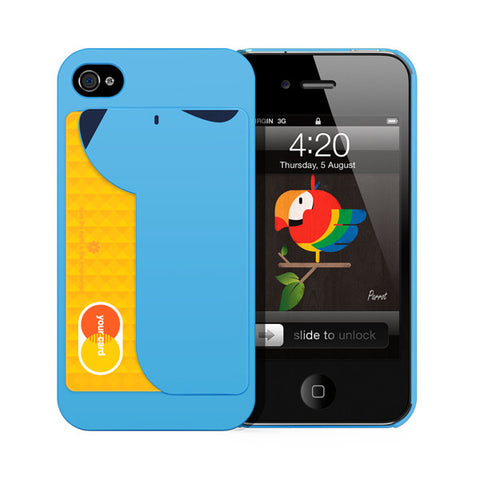 iPUP Blue for iphone 4/4s