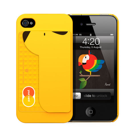 iPUP Yellow for iphone 4/4s