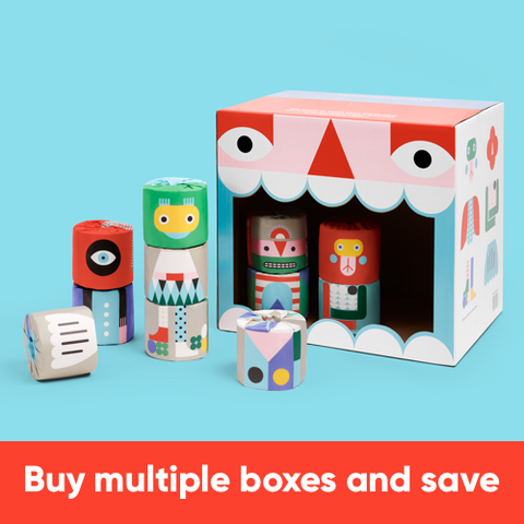 Buy Multiple Boxes and Save - The Play Edition Toilet Paper