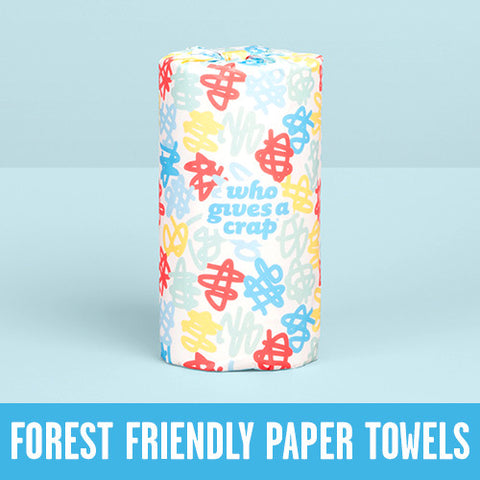 Add-On: 6 Double Length Rolls of Paper Towels