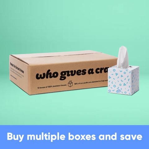 Buy Multiple Boxes and Save - Forest Friendly Tissues