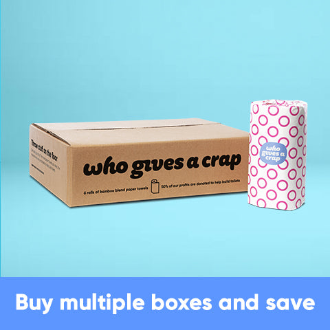 Buy Multiple Boxes and Save - Forest Friendly Paper Towels
