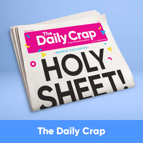 The Daily Crap