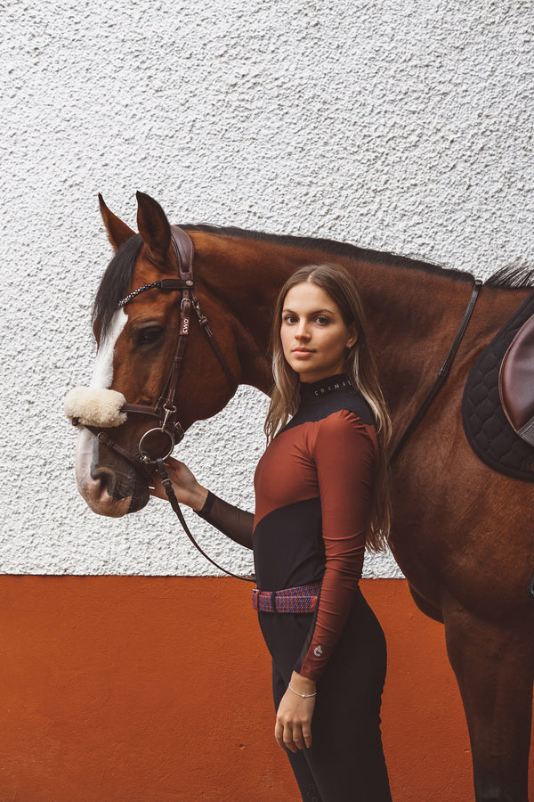 The Modern American Equestrian Girl