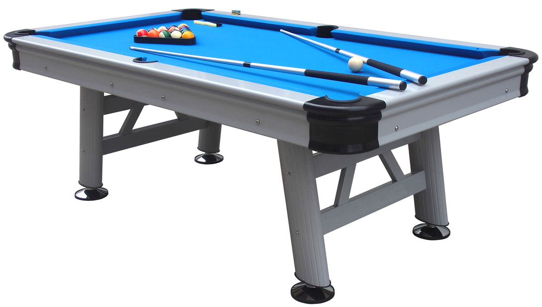 Astral 7 foot Outdoor American Pool Table - Prestige Tables