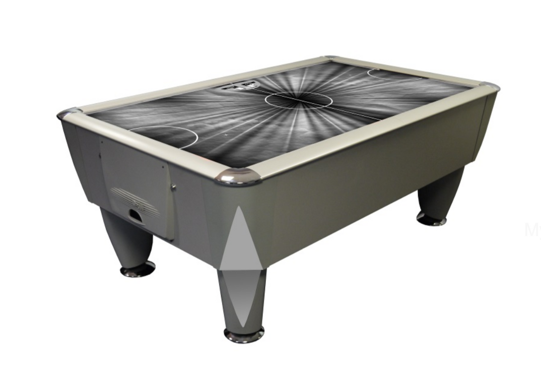 SAM Ice Track/ Black Ice Domestic Air Hockey - Prestige Tables