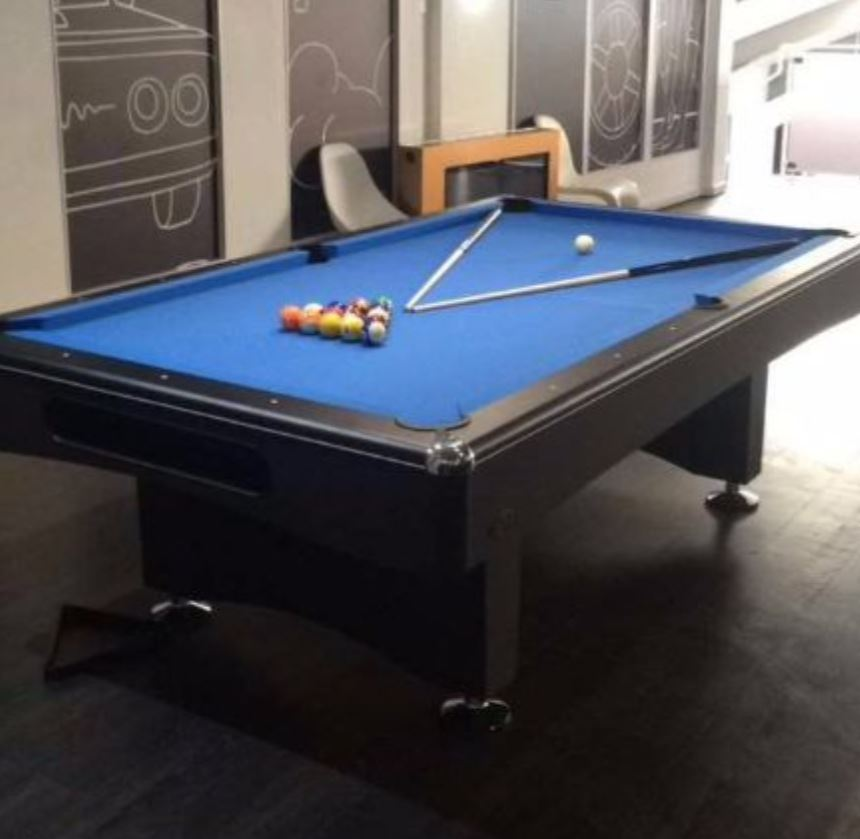 Buffalo 6 foot Eliminator II American Slate Bed Pool Table - Prestige Tables
