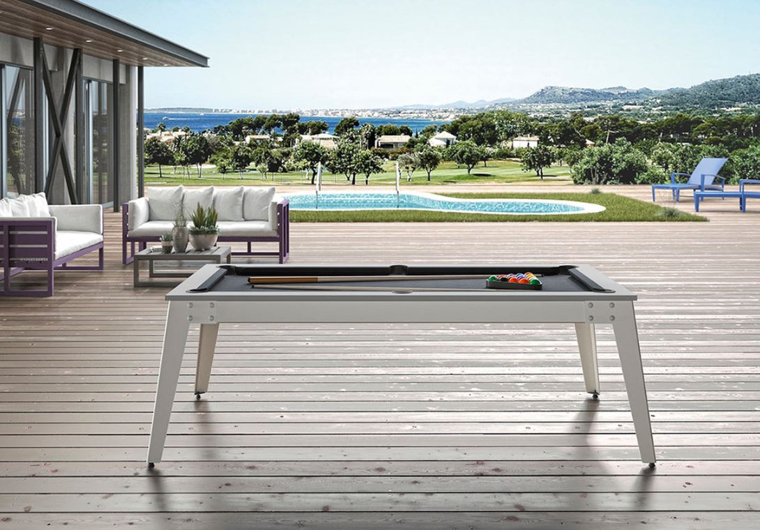 Rene Pierre  Caraibes Outdoor Pool Dining Table - Prestige Tables