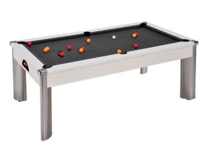 DPT Fusion 7 foot Outdoor Pool Dining Table - Prestige Tables