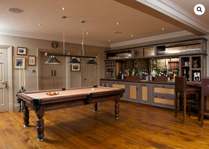 SAM Madrid American Pool Diner Table - Prestige Tables
