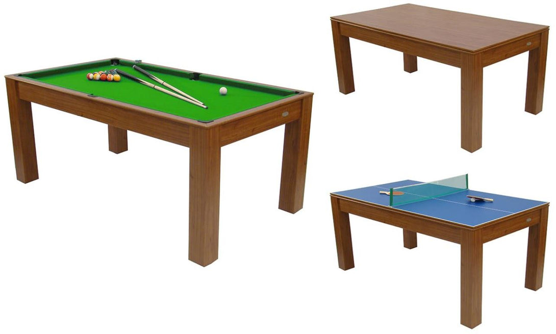 Gamesson Mars Delux 6 foot Multi Games Table - Prestige Tables