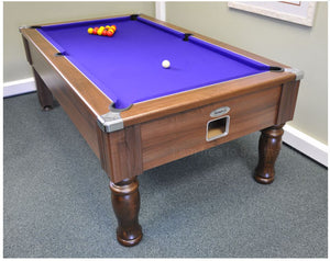 DPT Monarch 6/7 foot Classic English Pool Table - Prestige Tables