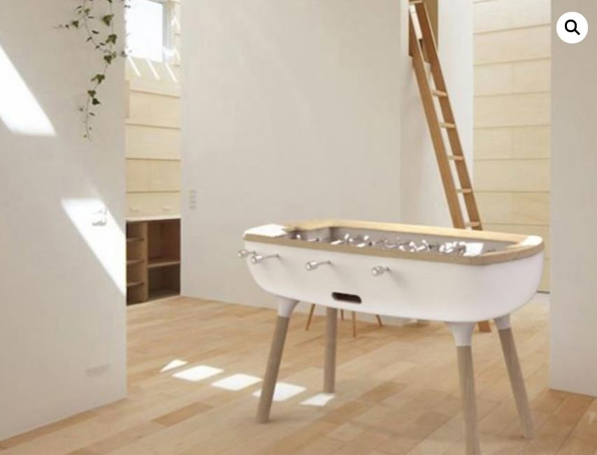 Debuchy By Toulet 'The Pure' Designer Football Table - Prestige Tables