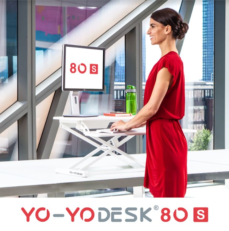 Yo-Yo DESK SLIM 80s - Prestige Tables