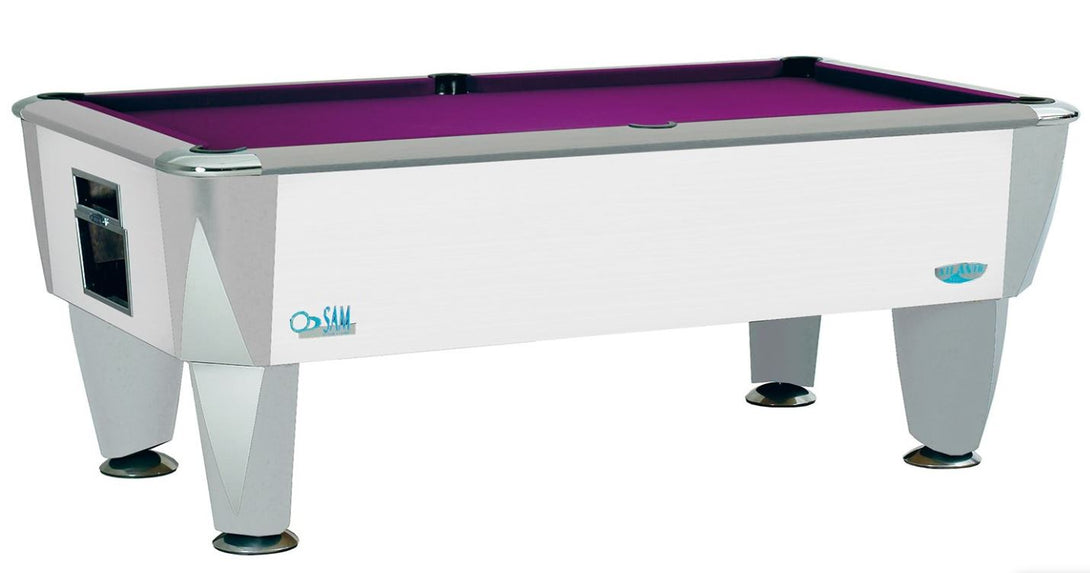 SAM Atlantic Slate Bed English Pool Table - Prestige Tables