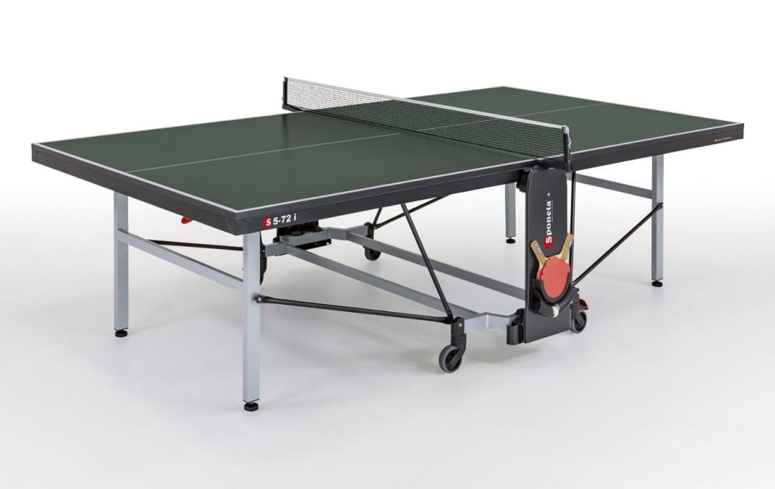 Sponeta Schooline 22 Compact Indoor Table Tennis Table - Prestige Tables