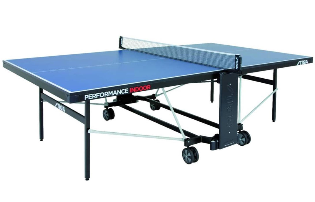 Stiga Performance CS Indoor Table Tennis Table - Prestige Tables