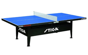 Stiga Super Outdoor 10mm Table Tennis Table - Prestige Tables