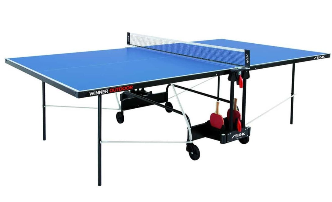Stiga Winner Outdoor Table Tennis Table - Prestige Tables