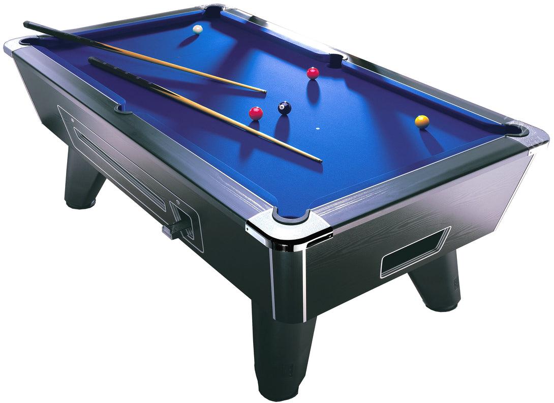 Winner 6 and 7 foot Championship Slate Bed Pool Table - Prestige Tables