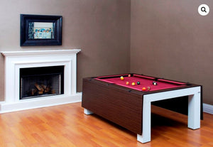 Duo Dolce 8 to 10 Seater Pool Dining Table - Prestige Tables