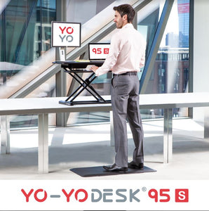 Yo-Yo DESK SLIM 95s - Prestige Tables