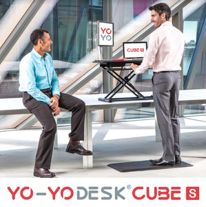 Yo-Yo DESK SLIM CUBE - Prestige Tables