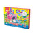 Puzzle 3D cu 10 carioci si 6 figurine Mystery of Princess Kingdom Erichkrause Artberry