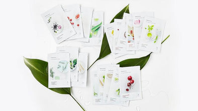 New Item!   Innisfree Squeeze Fruit Masks - Skin Care By Suzie