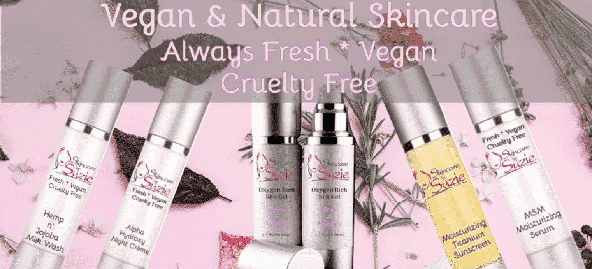 Vegan & Natural Skincare