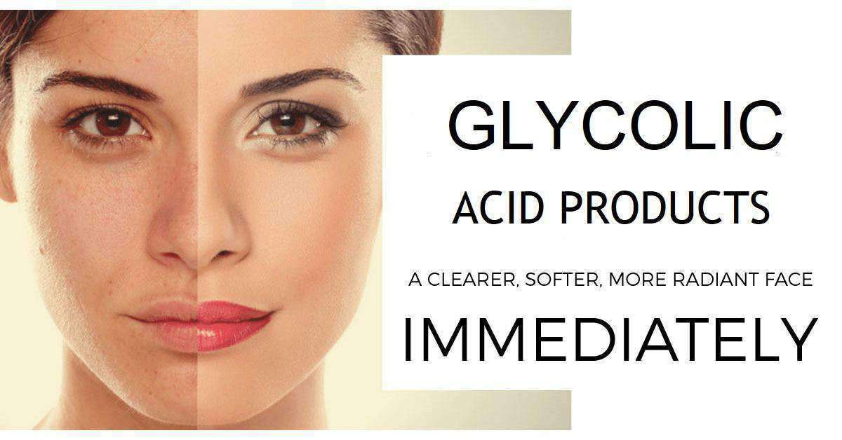 Glycolic Skin Care