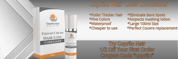 Hairloss Concealers for Men & Women