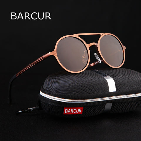 Bercur Retro Sunglasses