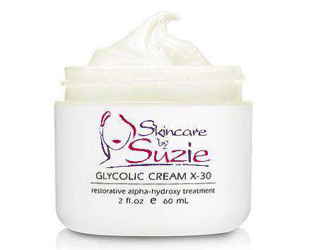 10% Glycolic Cream - Skin Care By Suzie, free shipping & rewards
