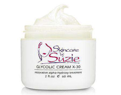 10% Glycolic Cream - Glycolic Acid -Skin Care By Suzie, free shipping & rewards