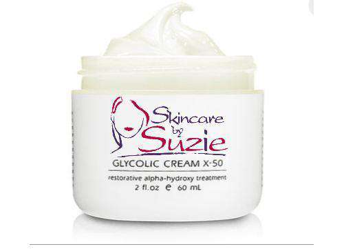 15% Glycolic Cream - Skin Care By Suzie, free shipping & rewards