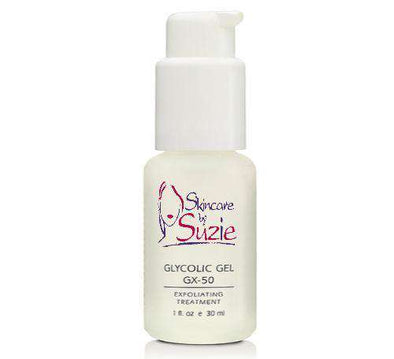 15% Glycolic Treatment Gel - Glycolic Acid -Skin Care By Suzie, free shipping & rewards