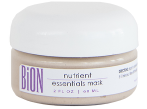 BiON Nutrient Essentials Mask 2oz
