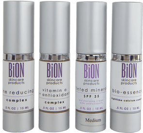 BiON Renew & Protect Kit - Skin Care By Suzie