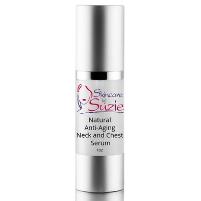 All Natural Neck and Chest Treatment Serum