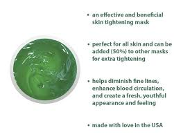 Chlorophyll Lifting Masque