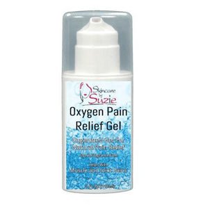 Oxygen Pain Relief Gel - Specialty -Skin Care By Suzie, free shipping & rewards