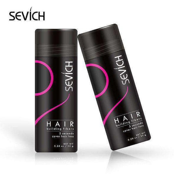 SEVICH Hair Building Fibers - Hair Loss -Skin Care By Suzie, free shipping & rewards