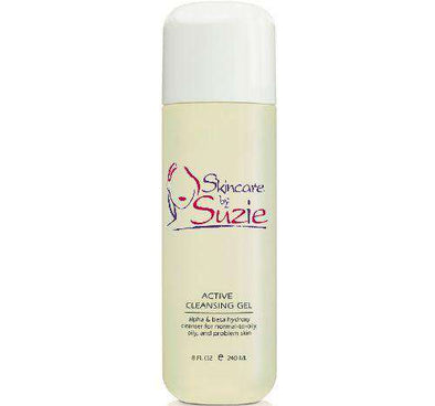 Beta & Alpha Active Cleansing Gel - Cleanser -Skin Care By Suzie, free shipping & rewards